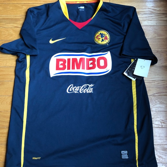 6698711503d Nike Shirts | Club America Aguilas Soccer Jersey World Cup | Poshmark